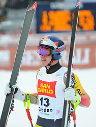 17.12.2011, Saslong, Groeden, ITA, FIS Weltcup Ski Alpin, Herren, Abfahrt, im Bild Erik Guay (CAN) // Erik Guay of Canada after men's downhill at FIS Ski Alpine Worldcup at Saslong in Groeden, Italy on 2011/12/17. EXPA Pictures © 2011, PhotoCredit: EXPA/ Erich Spiess