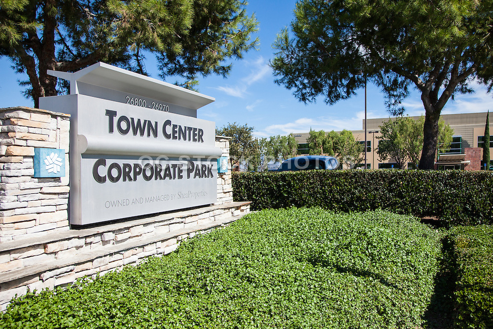 Aliso Viejo Town Center And Corporate Park