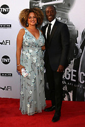 AFI Lifetime Achievement Award Honoring George Clooney. 07 Jun 2018 Pictured: Bridgid Coulter and Don Cheadle. Photo credit: DE/MPI/Capital Pictures / MEGA TheMegaAgency.com +1 888 505 6342