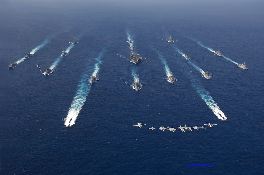 Anualux/USS Kittyhawk Fleet