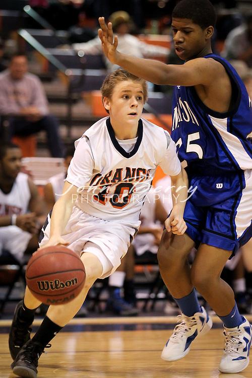 January/7/12:  MCHS JV Boy's Basketball at Orange.  Orange JV boys defeat Madison 77-21.