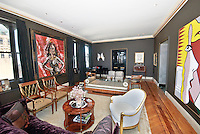 Living Room at 781 Fifth Avenue