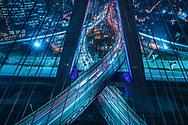 SAO PAULO - BRASIL, 29/08/2017. Ponte Estaiada Octavio Frias de Oliveira. Photo: Caio Guatelli