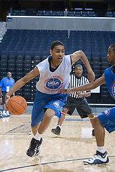 2G Mike Rosario (Jersey City, NJ / St. Anthony).  The National Basketball Players Association held a camp for the Top 100 high school basketball prospects at the John Paul Jones Arena at the University of Virginia in Charlottesville, VA from June 20, 2007 through June 23, 2007.