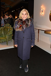 BRIX SMITH START at the PAD London 2014 VIP evening held in the PAD Pavilion, Berkeley Square, London on 14th October 2014.