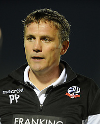 Bolton Wanderers manager Phil Parkinson - Mandatory by-line: Neil Brookman/JMP - 17/08/2016 - FOOTBALL - Memorial Stadium - Bristol, England - Bristol Rovers v Bolton Wanderers - Sky Bet League One