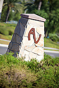 City Of Aliso Viejo Monument