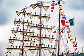 Mexicaanse Tall Ship ARM Cuauthémoc