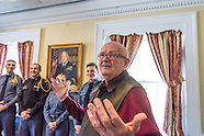 010618 _ General Sullivan with Students