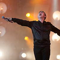 Marc Almond preforms at Rewind.               Images from Rewind Scotland 2014 held at Scone Palace Perth on 19th/20th July 2014.