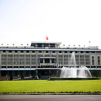 Vietnam | South | Ho Chi Minh city | Reunification Palace
