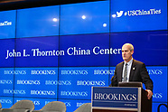 Congressman Larsen speak on China at Brookings