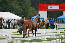 Boulanger Karin-Poespass<br /> World Equestrian Games Aachen 2006<br /> Photo © Hippo Foto