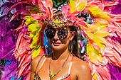 Notting HIll Carnival Monday 2017