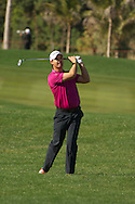 18.01.2013 Abu Dhabi HSBC Golf championship european tour, round 2, Padraig Harrington