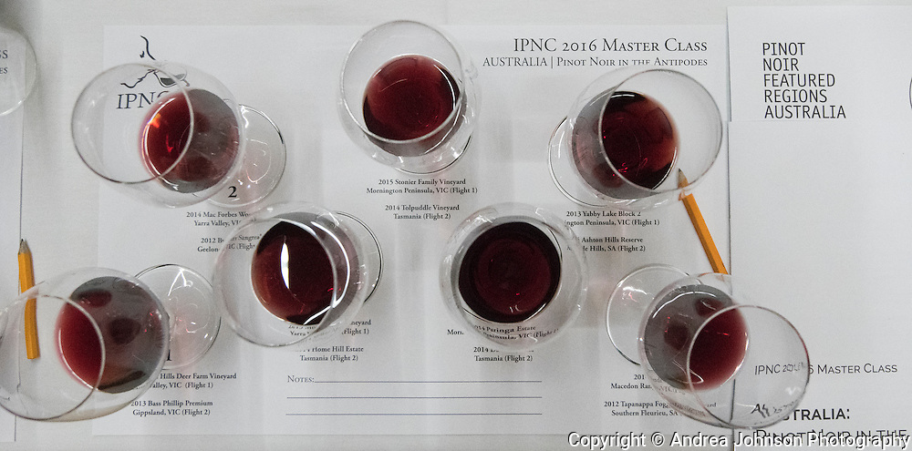 International Pinot Noir Celebration, McMinnville, Willamette Valley, Oregon