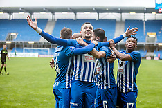 22.10.2017 Esbjerg fB - Fremad Amager 5:2