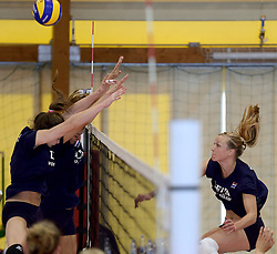 30-09-2014 ITA: World Championship Volleyball Training Nederland, Verona<br /> Judith Pietersen