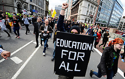 © Licensed to London News Pictures. 12/05/2012. Location, Country. Occupy London protesters at St. Paul's Cathedral. Photo credit : Thomas Campean/LNP. Photo credit : Thomas Campean/LNP