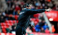 Photo: Alan Crowhurst.<br />Southampton v Cardiff City. Coca Cola Championship. 13/03/2007. Saints' coach George Burley.