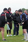 Saracens MasterClass at Old Albanians RFC. Tues 21-08-2007