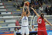 Frosinone, 24/05/2013<br /> Basket, Nazionale Italiana Femminile<br /> Amichevole<br /> Italia - Bulgaria<br /> Nella foto: alessandra formica<br /> Foto Ciamillo