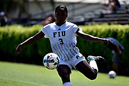 FIU Women's Soccer vs Middle Tennessee (Oct 01 2017)