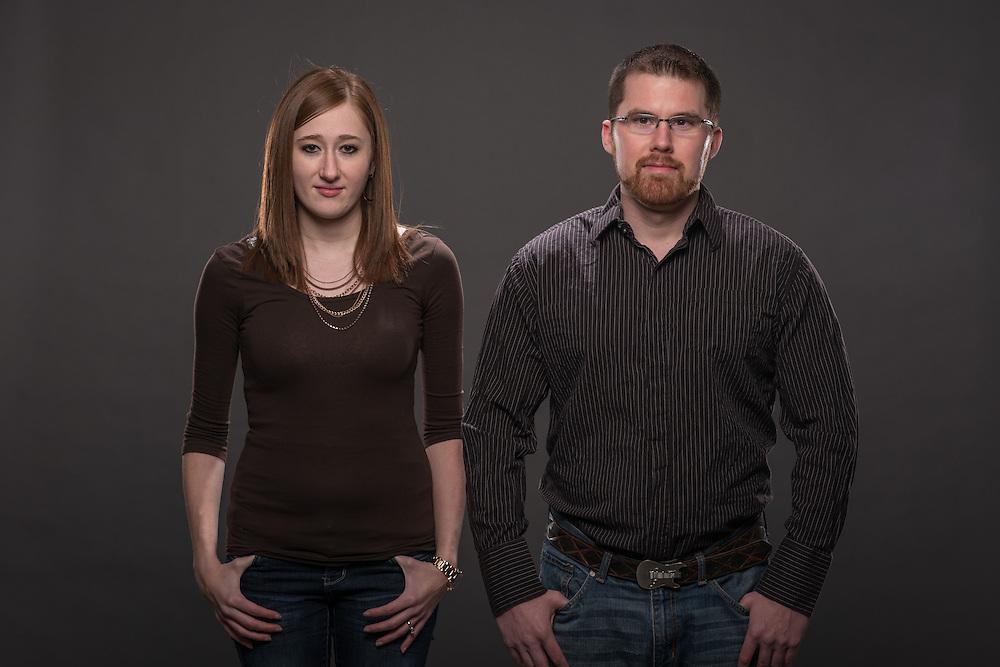 Jacob and Melissa