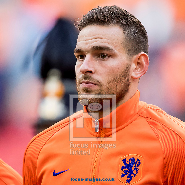 Vincent Janssen of Netherlands before the 2018 FIFA World Cup Qualifying match at Amsterdam Arena, Amsterdam<br /> Picture by Joep Joseph Leenen/Focus Images Ltd +316 5261929<br /> 03/09/2017<br /> ***NETHERLANDS OUT***