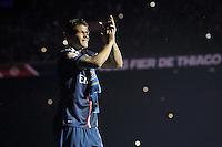 Thiago Silva - PSG Champion - 23.05.2015 - PSG / Reims - 38eme journee de Ligue 1<br /> Photo : Andre Ferreira / Icon Sport