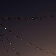 Egypt, Luxor. November/15/2008...Twilight.