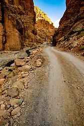 The piste through the M'Goun Gorges in M'goun Amazigh territory, Morocco<br /> <br /> (c) Andrew Wilson | Edinburgh Elite media