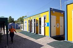 20120703 TERREMOTO NEL FERRARESE- CAMPO ACCOGLIENZA DI SAN CARLO