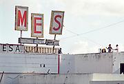 Mesa Theater Closure on Newport Blvd in Costa Mesa