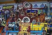DESCRIZIONE : Brindisi Lega A 2012-13 Enel Brindisi Umana Venezia<br /> GIOCATORE : Tifosi Umana Venezia<br /> CATEGORIA : Tifosi<br /> SQUADRA : Umana Venezia<br /> EVENTO : Campionato Lega A 2012-2013 <br /> GARA :  Enel Brindisi Umana Venezia<br /> DATA : 28/10/2012<br /> SPORT : Pallacanestro <br /> AUTORE : Agenzia Ciamillo-Castoria/V.Tasco<br /> Galleria : Lega Basket A 2012-2013  <br /> Fotonotizia : Brindisi Lega A 2012-13  Enel Brindisi Umana Venezia<br /> Predefinita :