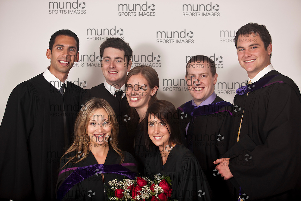 Western Law Class of 2009<br /> photo by Geoff Robins