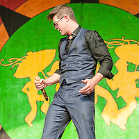 Robin Thicke, New Orleans Jazz & Heritage Festival 2014