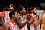 Siim-Sander Vene<br /> Openjobmetis Varese - Carpegna Prosciutto Basket Pesaro<br /> Basket Serie A LBA 2019/2020<br /> Varese 15 December 2019<br /> Foto Mattia Ozbot / Ciamillo-Castoria