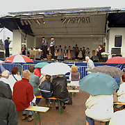 Huizerdag 2001, optreden Huizer Klederdrachtgroep