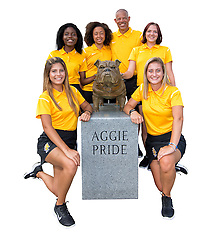 2016-17 A&T Women's Golf Season