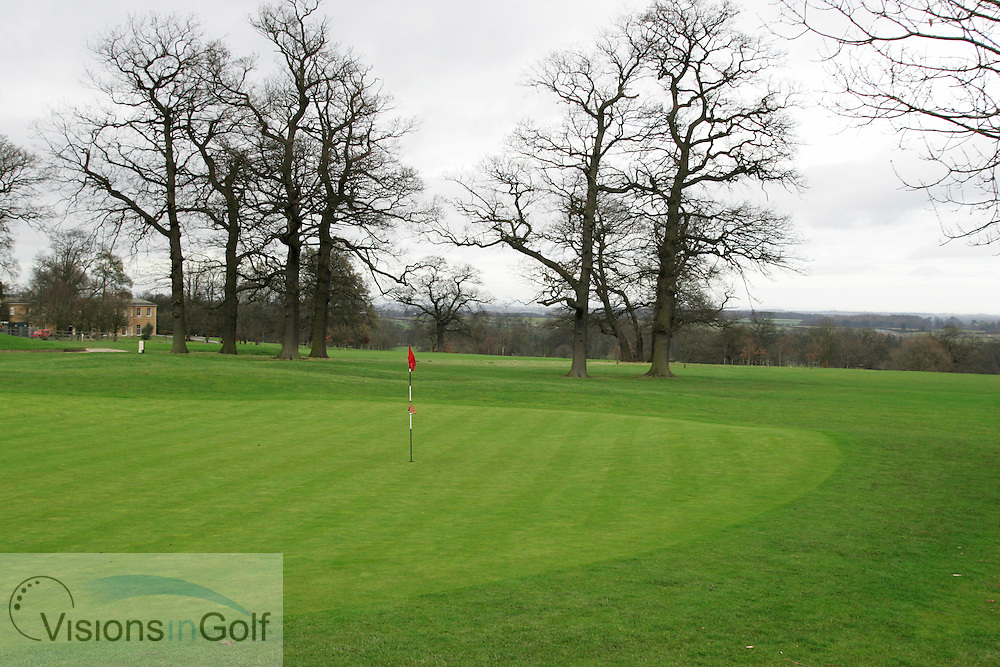Rudding Park Golf Club, Yorkshire-18th hole<br /> Photo Mark Newcombe
