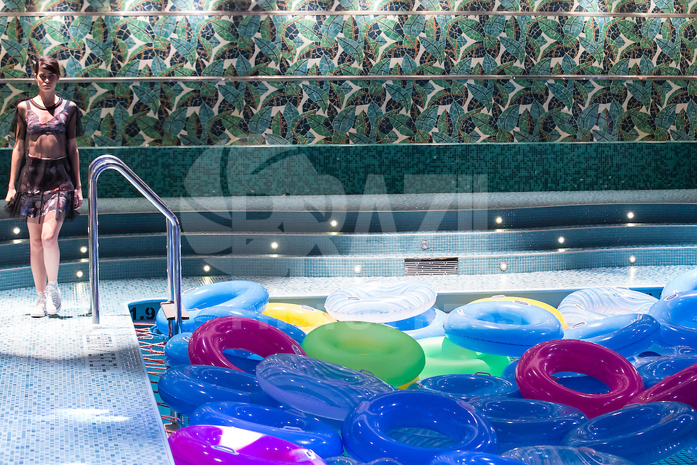 Desfile grife Ellus 2nd Floor durante o Chilli Beans Fashion Cruise  (Foto: William Volcov/Brazil Photo Press)