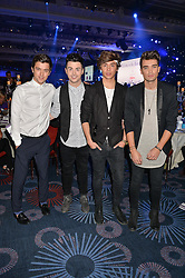 UNION J at The Butterfly Ball in aid of Caudwell Children held at the Grosvenor House, Park Lane, London on 25th June 2015