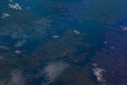 Tres Marias_MG, Brasil...Vista aerea da represa de Tres Marias...The aerial view of the lake and dam of Tres Marias...Foto: JOAO MARCOS ROSA / NITRO