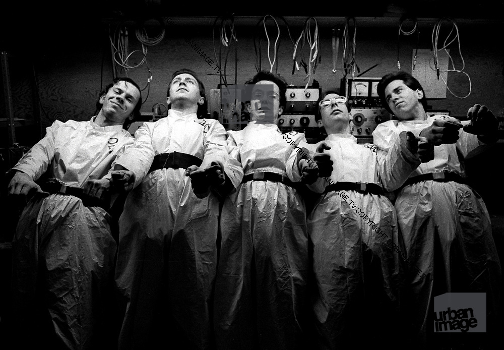 Devo photosessions in Acron 1976
