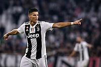 Cristiano Ronaldo Juventus <br /> Torino 29-09-2018 Allianz Stadium Football Calcio Serie A 2018/2019 Juventus - Napoli <br /> Foto OnePlusNine / Insidefoto