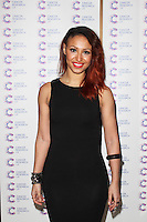 LONDON - April 03: Amelle Berrabah at the James' Jog-On To Cancer Event (Photo by Brett D. Cove)