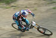 Ciclismo mountain bike world cup Dowhill uomini elite,  vince Gwin Aaron,Daolasa Val di Sole 24 Agosto  2017 © foto Daniele Mosna