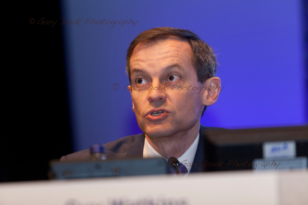 Richard Vautrey<br /> BMA LMC's Conference<br /> EICC, Edinburgh<br /> <br /> 18th May 2017<br /> <br /> Picture by Gary Doak