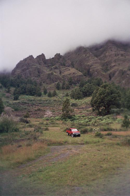 La Palma Analoge Fimaufnahmen; toy camera shot on film